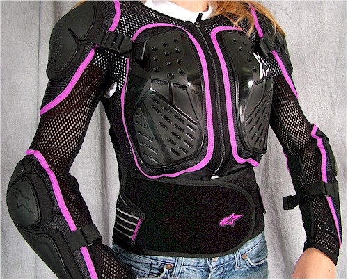 Alpinestars Leather Jacket >> Viewing Images For Alpinestars Bionic 2 Protection Jacket :: MotorcycleGear.com