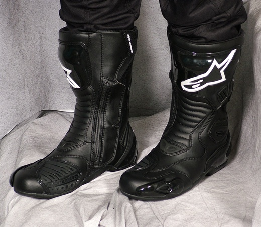viewing images for alpinestars s mx 5 boots. Black Bedroom Furniture Sets. Home Design Ideas