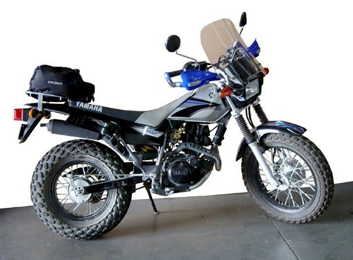 Viewing Images For TCI Products **NO LONGER AVAILABLE** Yamaha TW200 ...
