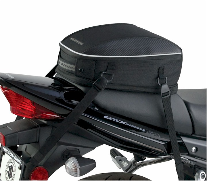 Viewing Images For Nelson Rigg Cl 1060 Sport Tail Seat Bag
