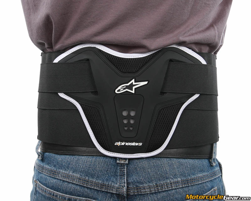 Alpinestars Leather Jacket >> Viewing Images For Alpinestars Saturn Kidney Belt :: MotorcycleGear.com