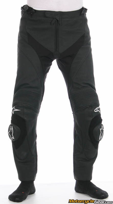 e58d478b709a2f Viewing Images For Alpinestars Missile Airflow Leather Pants (Size 50 Euro  Tall Only) :: MotorcycleGear.com