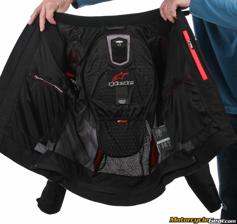 Viewing Images For Alpinestars T Gp Plus R V2 Air Jacket