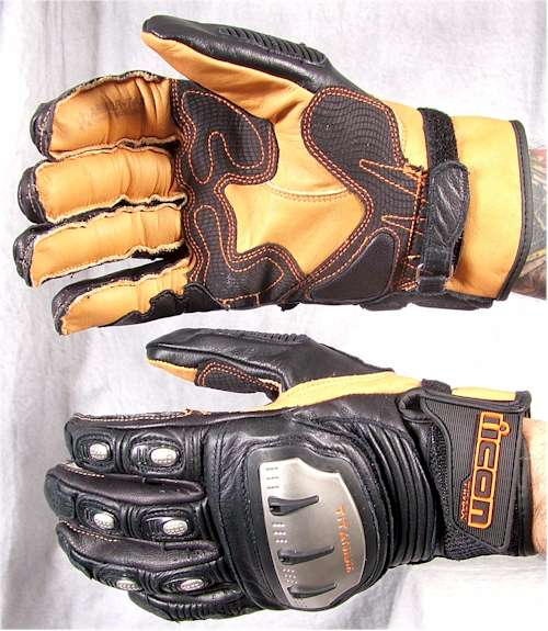 Viewing Images For Icon Timax Trx Short Gloves