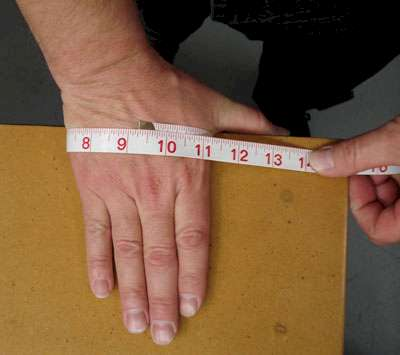 FAQ: How do I know what size gloves to order? Can I measure ...