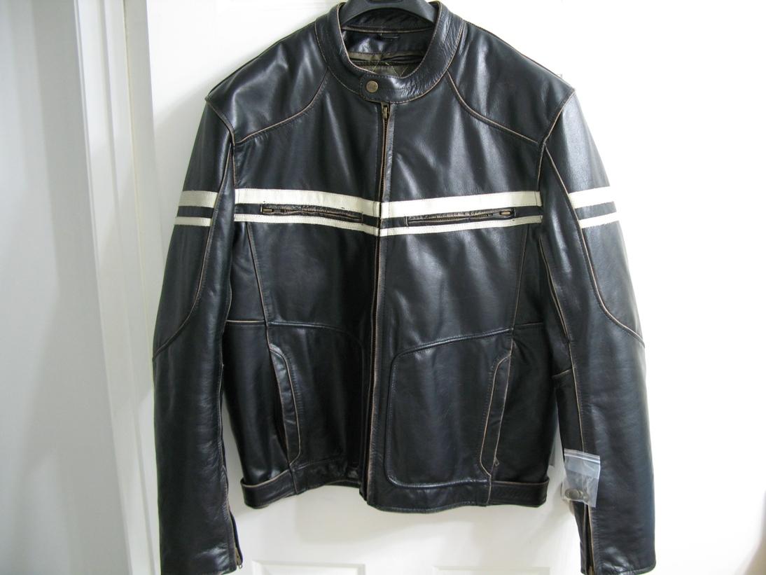 River Road Hoodlum Vintage Leather Jacket 79