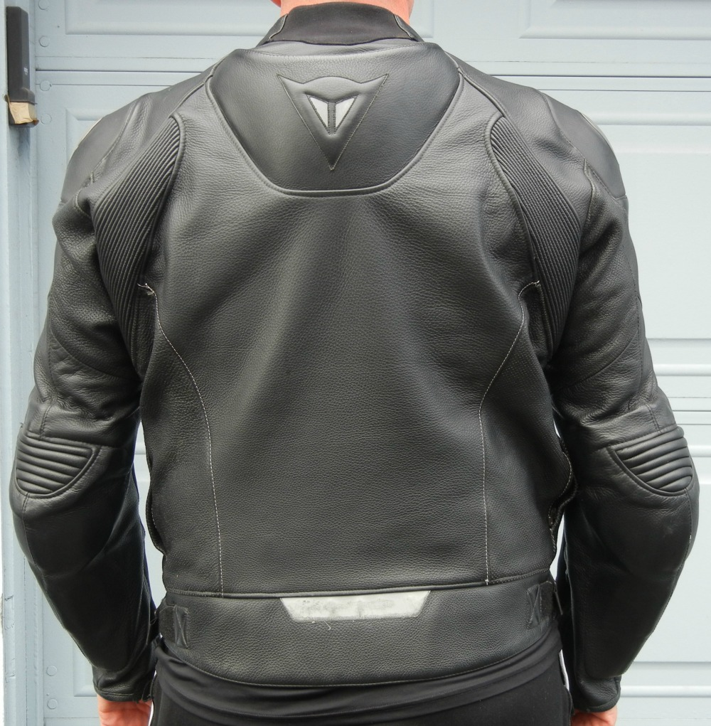 Return To The Dainese Santa Monica Jacket Product Page
