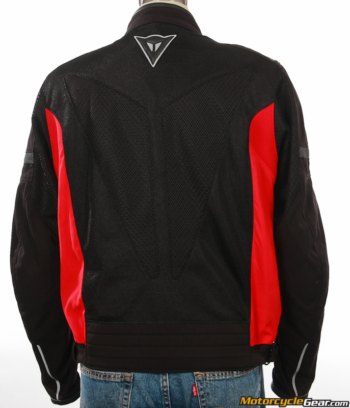 Viewing Images For Dainese Air Frame Mesh Textile Jacket