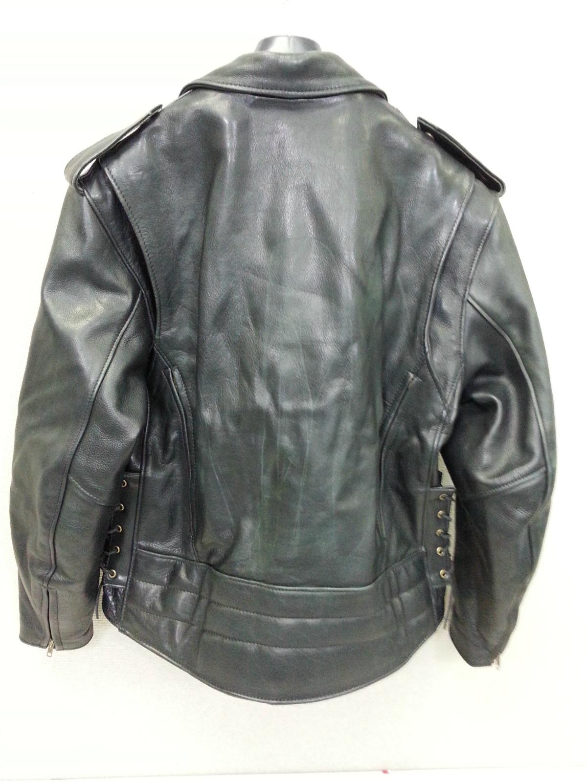 Fox creek leather jacket